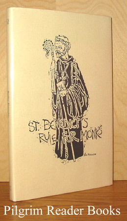 Image for St. Benedict's Rule for Monks.