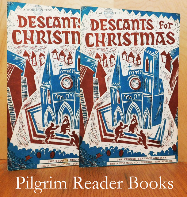 Image for Descants for Christmas. (A World in Tune). 2 copies.
