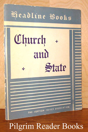 Image for Church And State: Headline Books #10.