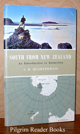 Image for South from New Zealand; An Introduction to Antarctica.