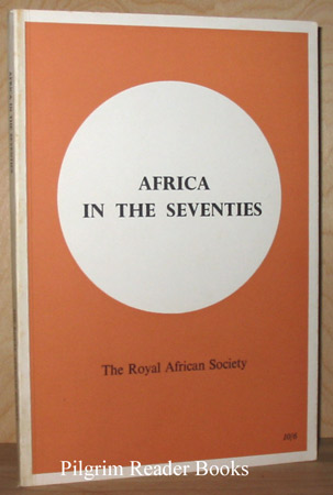 Image for Africa In The Seventies.