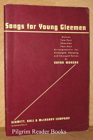 Image for Songs for Young Gleemen.