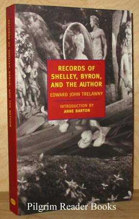 Image for Records of Shelley, Byron and the Author.