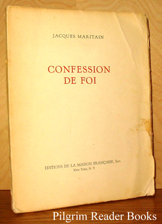 Image for Confession de foi.