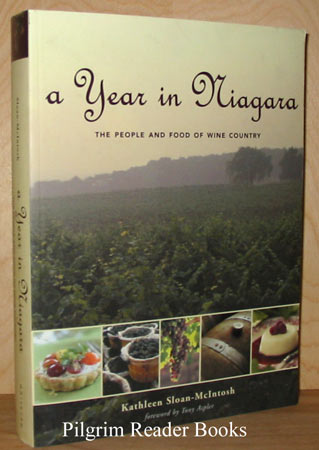 Image for A Year in Niagara: The People and Food of Wine Country.