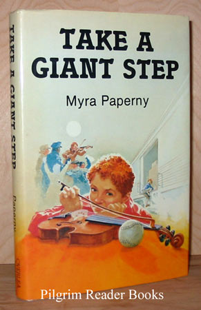 Image for Take a Giant Step.