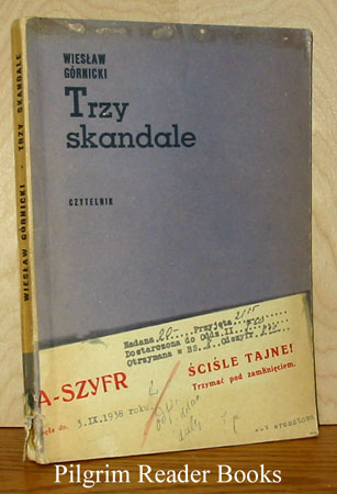 Image for Trzy Skandale.