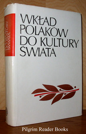 Image for Wklad Polakow Do Kultury Swiata.