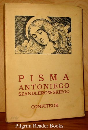 Image for Pisma, Confiteor.