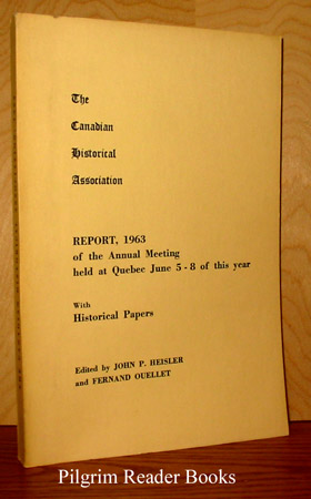 Image for The Canadian Historical Association. Report, 1963.