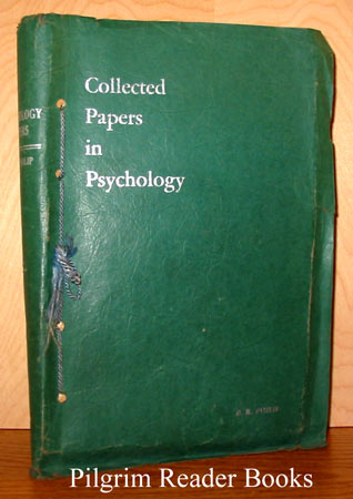 Image for Collected Papers in Psychology.
