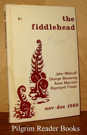 Image for The Fiddlehead: Number 82, November, December, 1969.