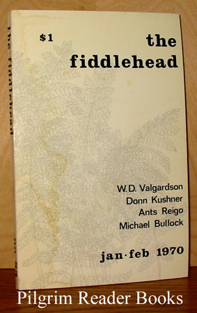 Image for The Fiddlehead: Number 83, January, February 1970.