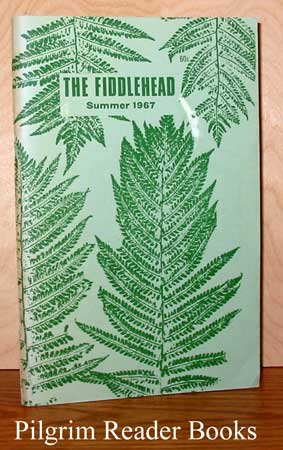 Image for The Fiddlehead: Number 72, Summer 1967.