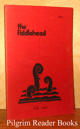 Image for The Fiddlehead: Number 69, Fall 1966.