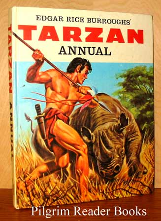 Image for Edgar Rice Burroughs' Tarzan Annual, 1968.