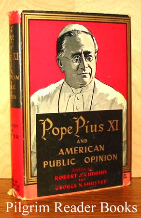 Image for Pope Pius XI and American Public Opinion.