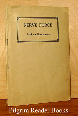 Image for Nerve Force.