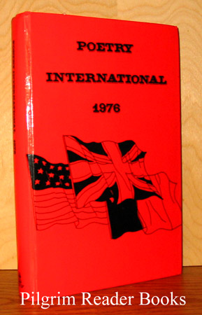 Image for Poetry International 1976: An Anthology of Contemporary Verse.
