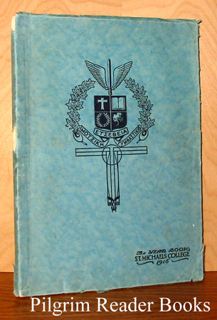 Image for St. Michael's College Year Book, 1916.