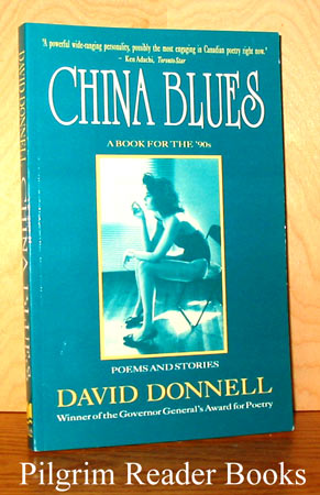 Image for China Blues: Poems and Stories (A Book for the '90s).