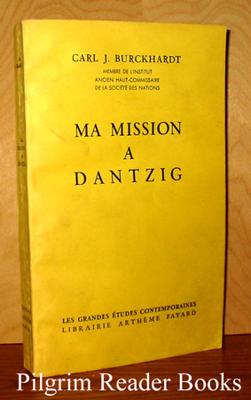 Image for Ma Mission à Dantzig (Meine Danziger Mission).