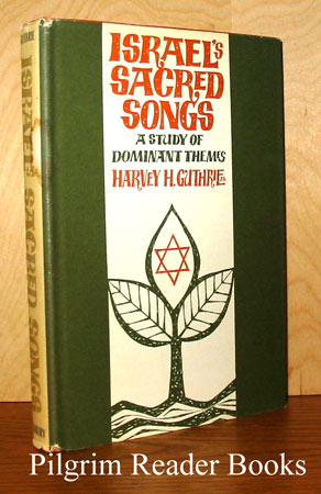 Image for Israel's Sacred Songs: A Study of Dominant Themes.