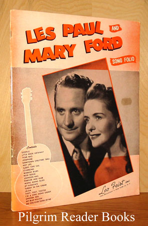 Image for Les Paul and Mary Ford Song Portfolio.