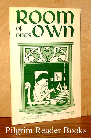 Image for Room of One's Own. Volume 1, Number 1. Spring 1975. (Premiere Issue).