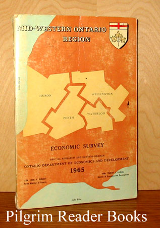 Image for Economic Survey of the Mid-Western Ontario Region, 1965.