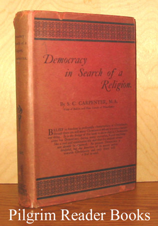 Image for Democracy in Search of a Religion.