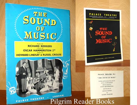 Image for The Sound of Music: Programme & Souvenir Magazine, Palace Theatre.