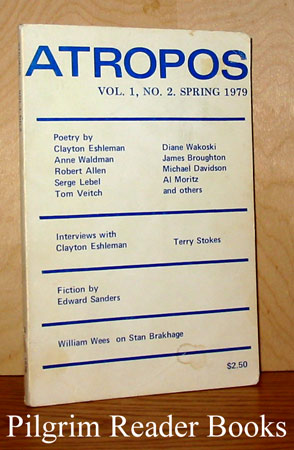 Image for Atropos: Volume 1, Number 2, Spring 1979.