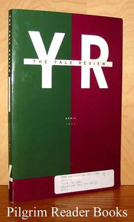 Image for The Yale Review: Volume 87, Number 2. April 1999.