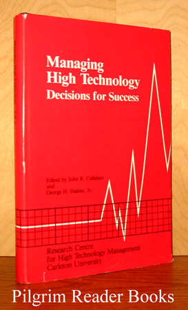 Image for Managing High Technology, Volume I - Decisions for Success.