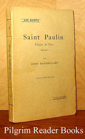Image for Saint Paulin, Eveque de Nole (353-431).