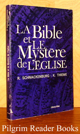 Image for La Bible et le Mystere de l'Eglise.