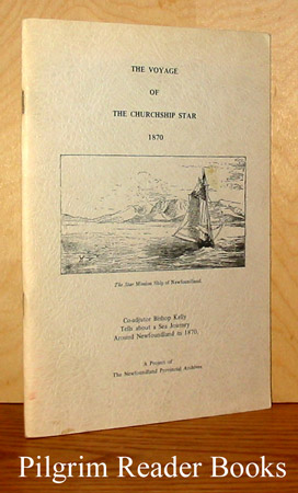 Image for The Voyage of the Churchship Star, 1870.