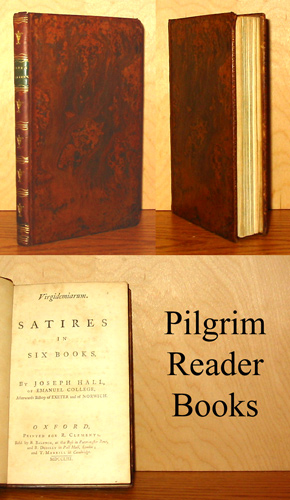 Image for Virgidemiarum: Satires in Six Books.
