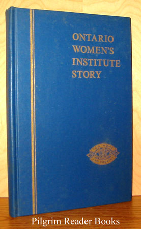 Image for Ontario Women's Institute Story.