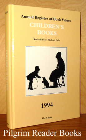Image for Annual Register of Book Values: Children's Books, 1994.