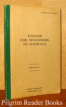 Image for English for Newcomers to Australia. Student's Book Two.