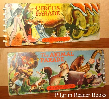 Image for The Circus Parade - The Animal Parade (A Twin Book).