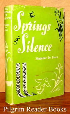 Image for The Springs of Silence.