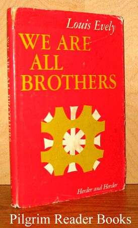 Image for We Are All Brothers.