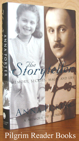 Image for The Storyteller: Memory, Secrets, Magic and Lies. A Memoir of Hungary.