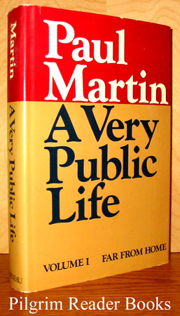 Image for A Very Public Life: Volume I, Far From Home.