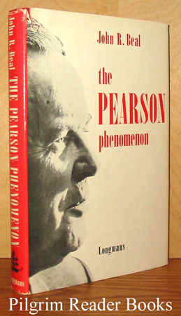 Image for The Pearson Phenomenon.