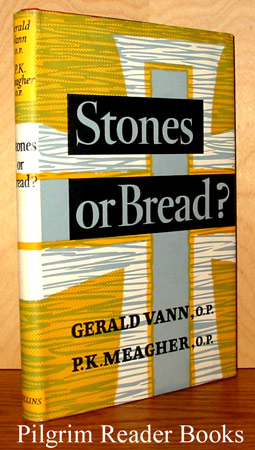 Image for Stones or Bread? A Study of Christ's Temptations.