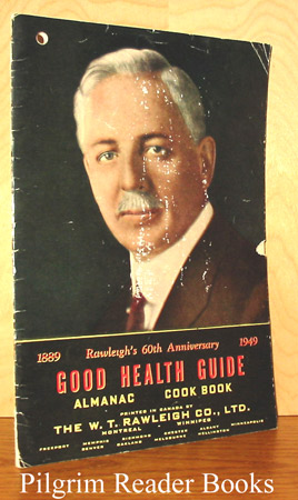 Image for Rawleigh's 60th Anniversary Good Health Guide, Almanac, Cook Book. 1889-1949. Canadian edition.